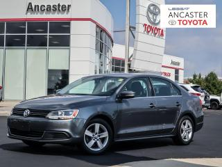 Used 2014 Volkswagen Jetta 1.8 TSI COMFORTLINE|SUNROOF|ALLOYS|HEATED SEATS for sale in Ancaster, ON