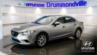 Used 2014 Mazda MAZDA6 GX + SKYACTIV + CRUISE + BLUETOOTH + A/C for sale in Drummondville, QC