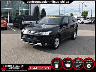 Used 2015 Mitsubishi Outlander ES AWC BAS KILO for sale in St-Jérôme, QC