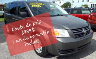 Used 2010 Dodge Caravan Cargo for sale in Mascouche, QC