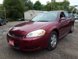 Photo of Red 2010 Chevrolet Impala