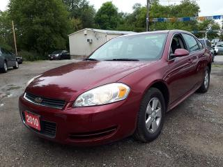 Used 2010 Chevrolet Impala LS certified Low kms! for sale in Oshawa, ON