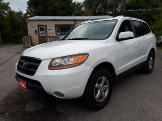 Used 2009 Hyundai Santa Fe GLS CERTIFIED for sale in Oshawa, ON