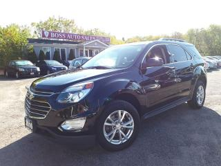 Used 2016 Chevrolet Equinox LT for sale in Oshawa, ON