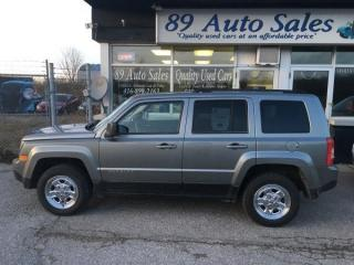 Used 2014 Jeep Patriot north for sale in Mulmur, ON