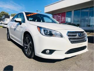 Used 2017 Subaru Legacy 2.5I LIMITED for sale in Lévis, QC