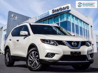 Used 2016 Nissan Rogue SL|AWD|NAV|NO ACCIDENTS for sale in Scarborough, ON