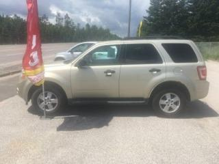 Used 2011 Ford Escape XLT for sale in Mulmur, ON