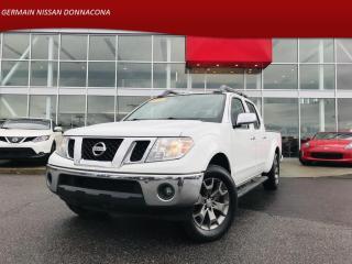 Used 2015 Nissan Frontier SL *** TAUX À PARTIR DE 1.99%*** for sale in Donnacona, QC