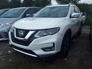 Used 2017 Nissan Rogue SL Platinum- plus for sale in Pickering, ON