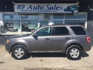 Used 2009 Ford Escape XLT for sale in Mulmur, ON