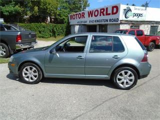 Used 2009 Volkswagen City Golf for sale in Scarborough, ON