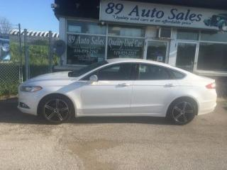 Used 2013 Ford Fusion SE for sale in Mulmur, ON