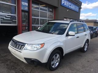 Used 2012 Subaru Forester X for sale in Kitchener, ON