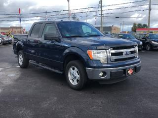 Used 2014 Ford F-150 XLT*SUPER CREW*SCREEN*MUST SEE* for sale in London, ON