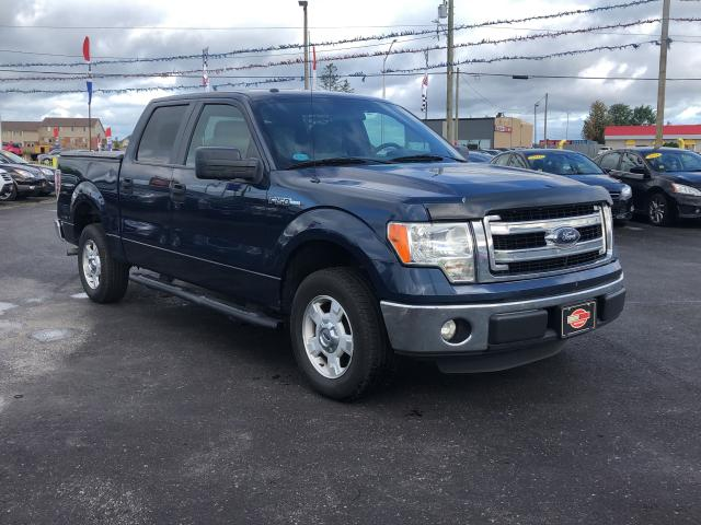 2014 Ford F-150 XLT*SUPER CREW*SCREEN*MUST SEE*
