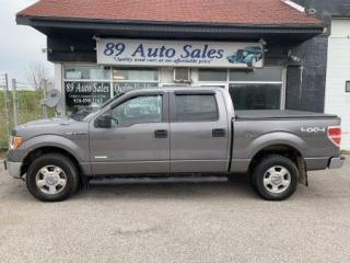 Used 2012 Ford F-150 XLT for sale in Mulmur, ON