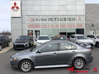 Used 2012 Mitsubishi Lancer SE AWD | BLUETOOTH | MAGS | AILERON | CRUISE for sale in St-Hubert, QC