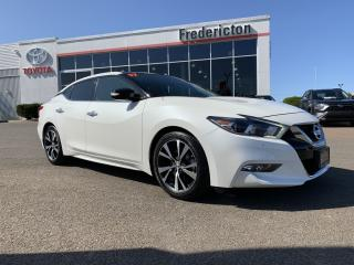 Used 2017 Nissan Maxima SL for sale in Fredericton, NB