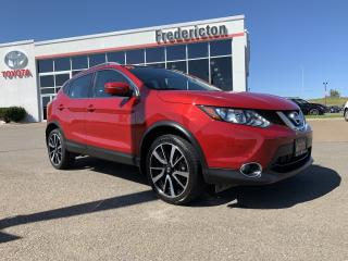 Used 2017 Nissan Qashqai SL for sale in Fredericton, NB