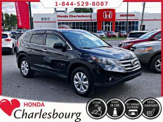 Used 2013 Honda CR-V TOURING 4WD **GPS+TOIT OUVRANT** for sale in Charlesbourg, QC