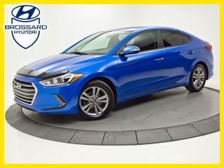 Used 2017 Hyundai Elantra GL, SIÈGES CHAUFFANTS, CAM DE RECUL for sale in Brossard, QC