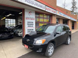 Used 2010 Toyota RAV4 Base/AWD/One Owner/Ontario Vehicle for sale in Burlington, ON