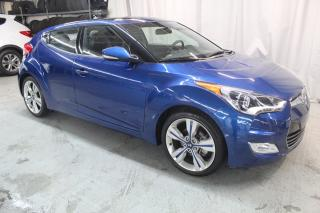 Used 2016 Hyundai Veloster TECH (TOIT,MAGS,FOG) BAS KILO 29500KM !! for sale in St-Constant, QC