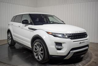 Used 2015 Land Rover Evoque DYNAMIC AWD CUIR TOIT PANO NAV MAGS for sale in St-Hubert, QC