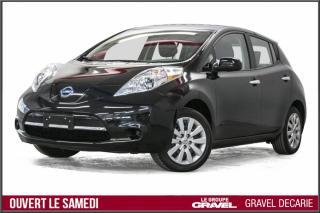 Used 2016 Nissan Leaf Voiture à hayon modèle S plus for sale in Montréal, QC