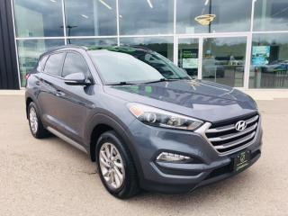 Used 2017 Hyundai Tucson Luxury 2.0, Pano Roof, Navigation, AWD for sale in Ingersoll, ON