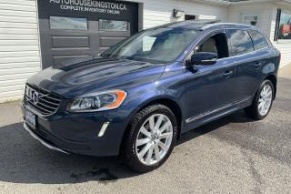 Used 2015 Volvo XC60 T6 INSCRIPTION SERIES for sale in Kingston, ON