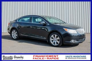 Used 2012 Buick LaCrosse Convenience Group for sale in Cowansville, QC