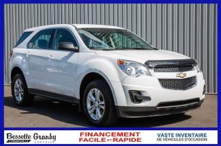 Used 2014 Chevrolet Equinox LS for sale in Cowansville, QC