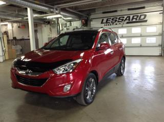 Used 2015 Hyundai Tucson GLS 4 portes TI BA for sale in Québec, QC