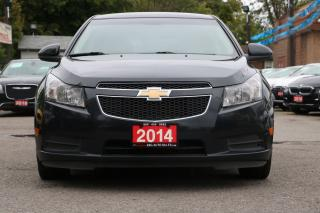 Used 2014 Chevrolet Cruze 1LT for sale in Brampton, ON