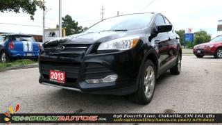 Used 2013 Ford Escape SE |NO ACCIDENT|AWD|HEATED SEATS|AC|CERTIFIED for sale in Oakville, ON