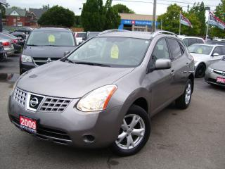 Used 2009 Nissan Rogue SL,One Owner,Auto,A/C,Certified,No Accident,Alloys for sale in Kitchener, ON