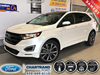 Used 2017 Ford Edge Sport Traction intégrale for sale in Laval, QC