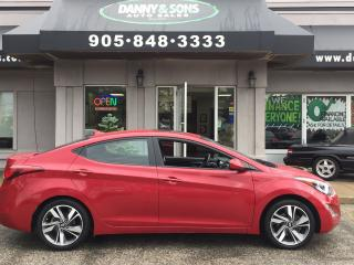 Used 2015 Hyundai Elantra GLS for sale in Mississauga, ON