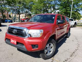 Used 2012 Toyota Tacoma Base V6 for sale in Toronto, ON