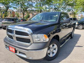 Used 2016 RAM 1500 ST for sale in Toronto, ON