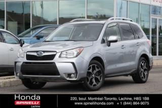 Used 2015 Subaru Forester 2.0XT Touring AWD TOIT BLUETOOTH CAMERA RECUL for sale in Lachine, QC