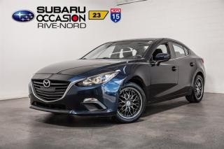 Used 2014 Mazda MAZDA3 GS-SKY MAGS+CAM.RECUL+SIEGES.CHAUFFANTS for sale in Boisbriand, QC