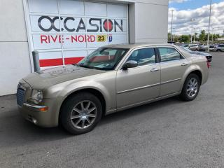 Used 2009 Chrysler 300 Limited AWD CUIR-TOIT+++ for sale in Boisbriand, QC