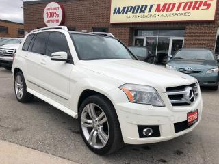 Used 2010 Mercedes-Benz GLK-Class GLK 350 Great Condition. for sale in North York, ON
