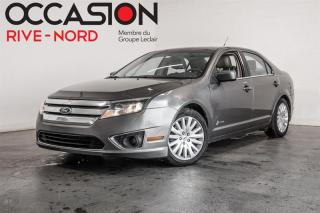 Used 2011 Ford Fusion Hybrid CUIR-TOIT MAGS+++ for sale in Boisbriand, QC
