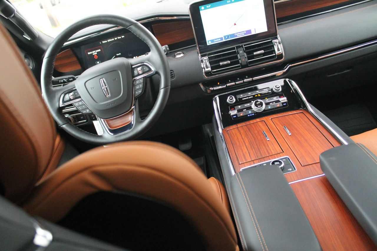 2019 Lincoln Navigator