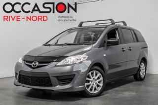 Used 2008 Mazda MAZDA5 6 passagers super clean for sale in Boisbriand, QC