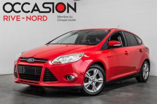 Used 2012 Ford Focus SE MAGS+SIEGES.CHAUFFANTS+BLUETOOTH for sale in Boisbriand, QC